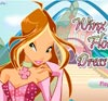 Winx Club Flora Dress Up – Giochi di vestire le Winx